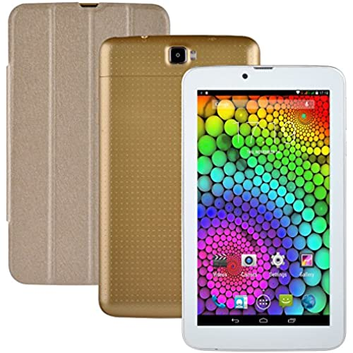 Xgody 725C 7 3G 2SIM android 4.4 Smartphone Dual Core WIFI 8GB Smartphone Tablet PC (gold) Coupons