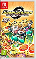 The ultimate food fight! In the fast-paced world of conveyor-belt sushi fighting, match coloured plates and types of sushi to hurl tall stacks of plates at your opponent. The more matches you make, the taller the plate stack and the stronger ...