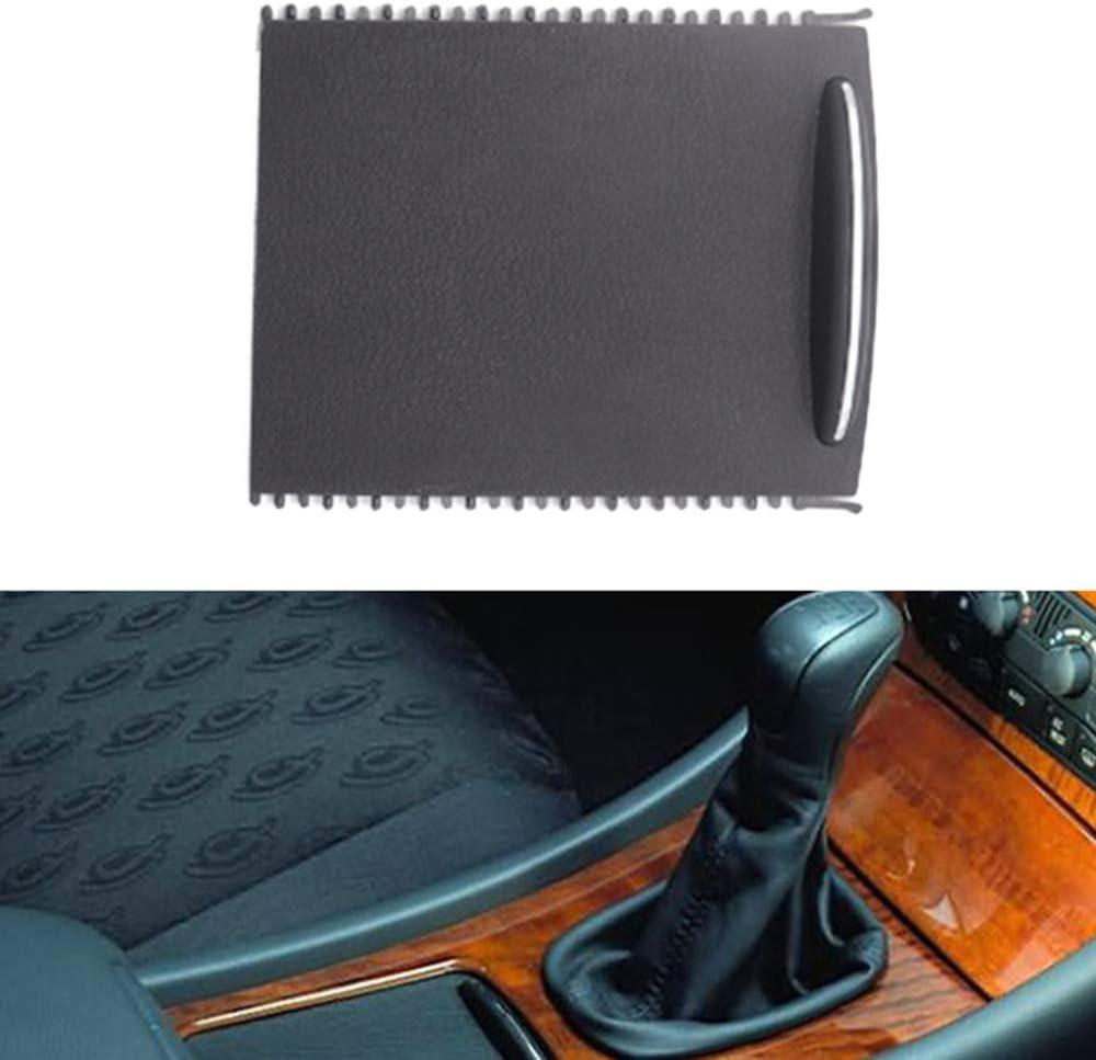 Fransande persiane scorrevoli Console centrale per auto portabicchieri per tapparelle per Mercedes C-Class W203 2000-2007 2036800123 9051