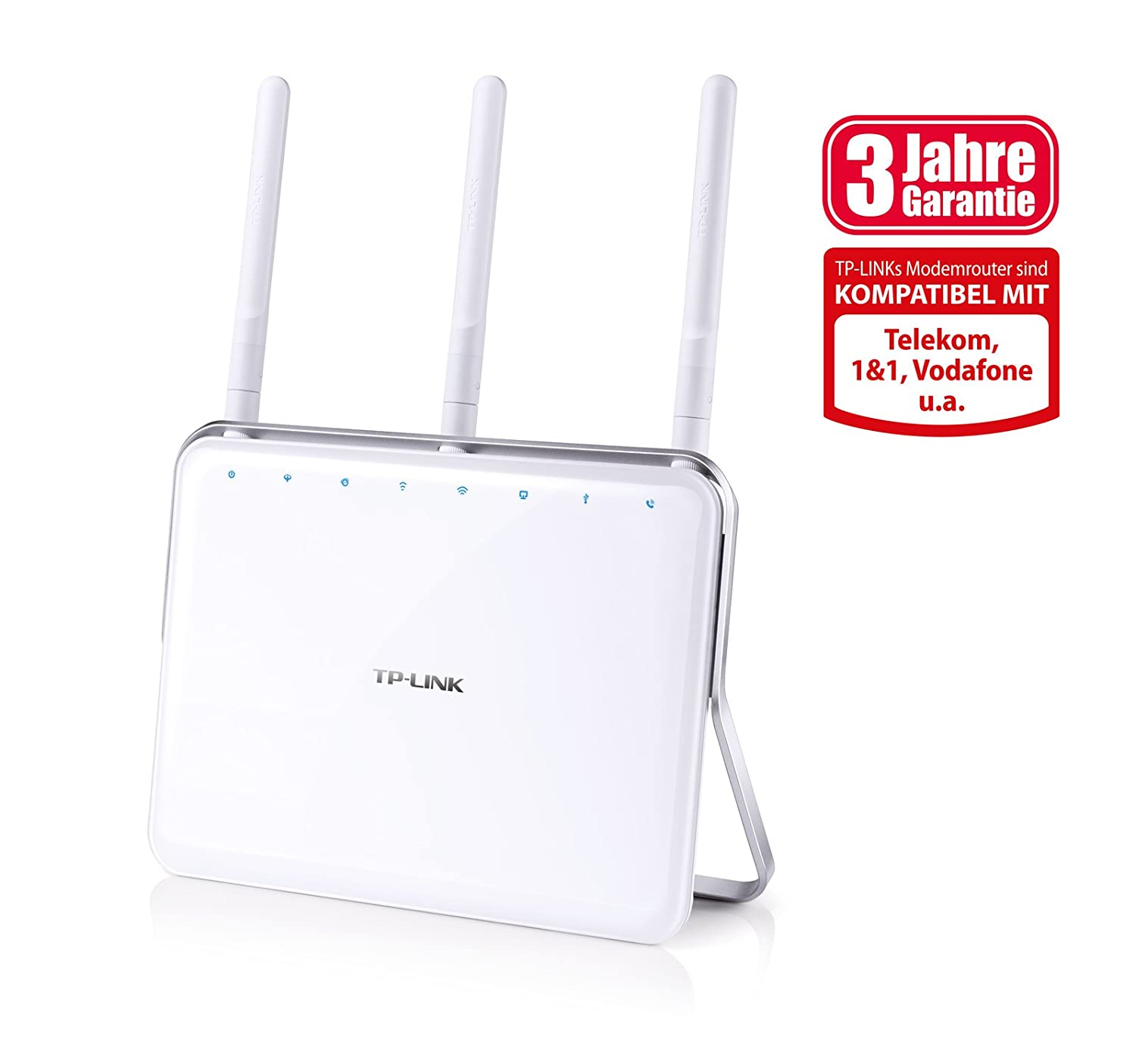 TP Link Archer VR900v AC1900 WLAN Telefonie Modemrouter Amazon