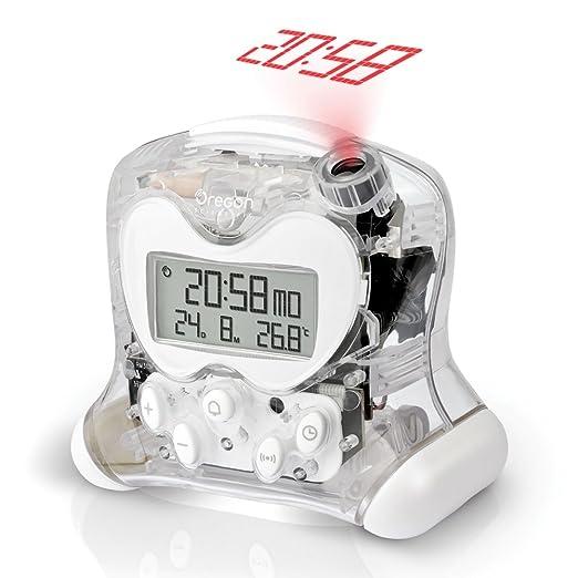 37 opinioni per Oregon Scientific RM313 Orologio Radiocontrollato con Proiezione e Allarme
