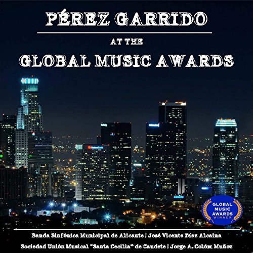 - Pérez Garrido at the Global Music Awards