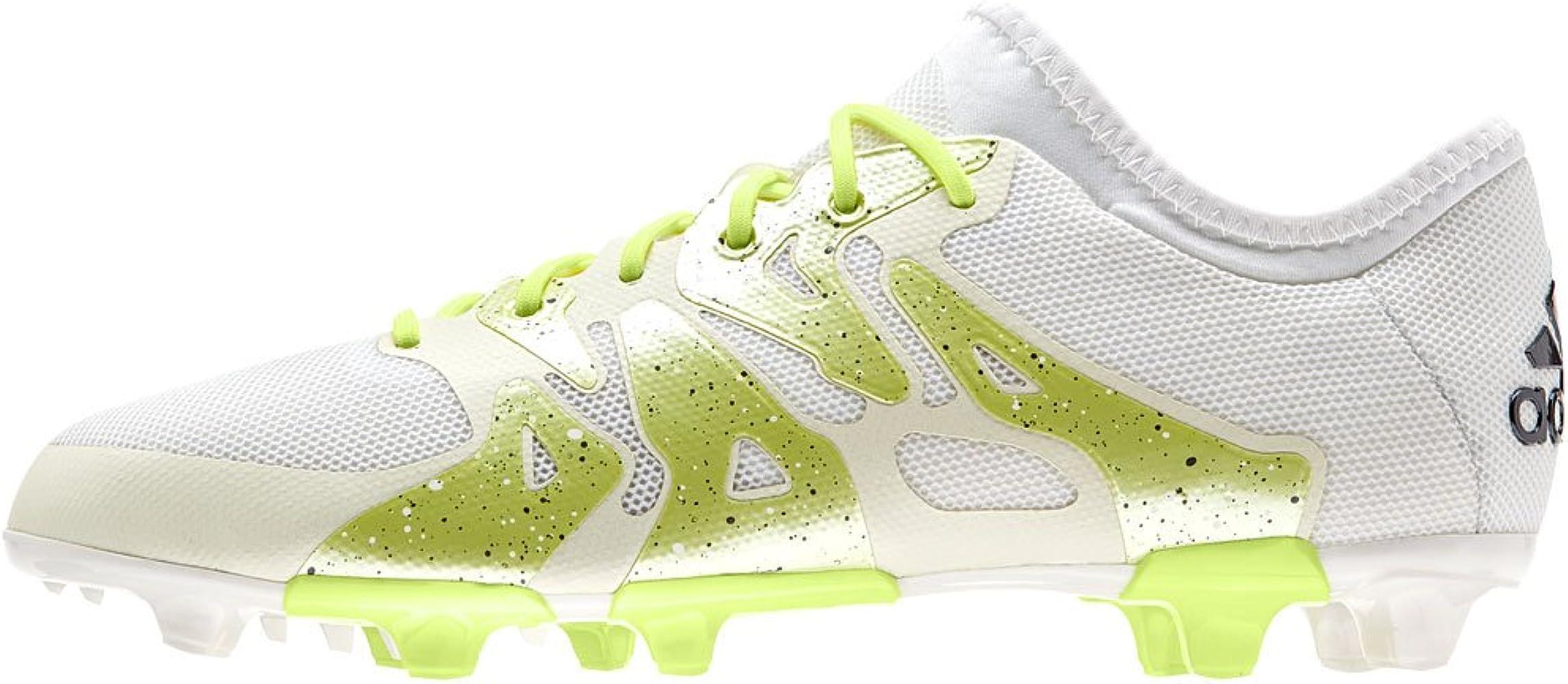 frijoles dolor de muelas pasado  Amazon.com | adidas Womens X 15.2 FG/AG Firm Ground/Artificial Grass Soccer  Cleats 7 1/2 US, White/Frozen Yellow/Grey | Soccer