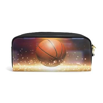 yochoice brillante (balón de baloncesto amarillo Glowing luces ...