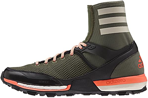 Amazon.com   adidas outdoor Men's Adizero XT 5 Boost Trail Runner ...