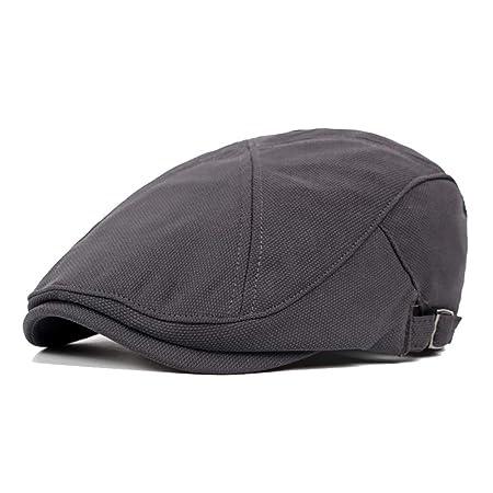 Sombrero de la Gorra del Vendedor de periódicos Algodón Unisex ...