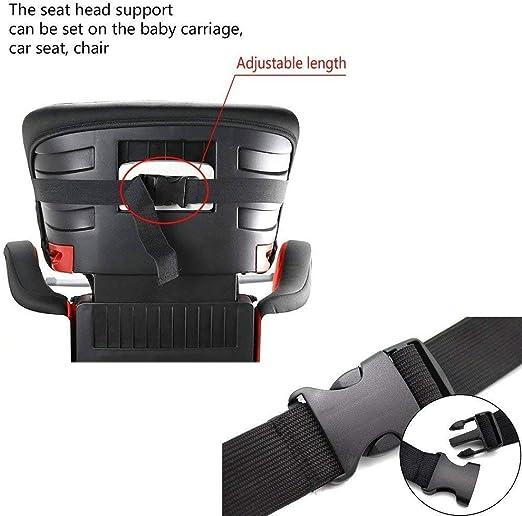 JZK 3 Piezas cinturón seguridad coche para bebés niños asiento ...