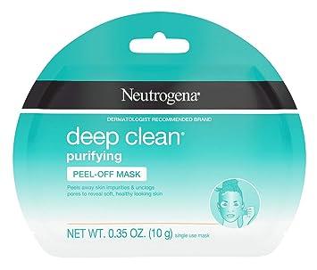 Amazon.com: Neutrogena - Máscara de purificación profunda ...