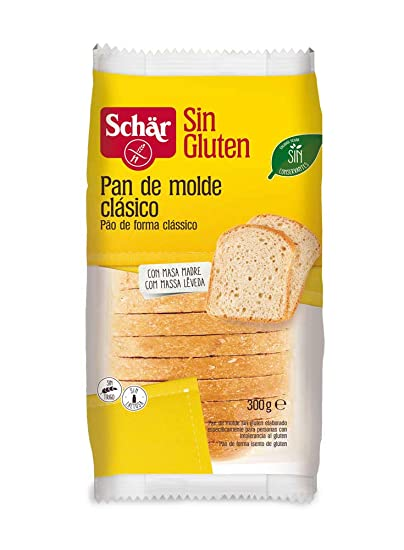 Dr. Schar Pan de molde clásico SIN GLUTEN - 300 gr