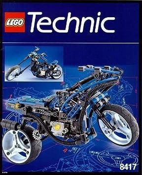 MAG WHEEL MASTER MISB NUOVO LEGO TECHNIC 8417 SEALED