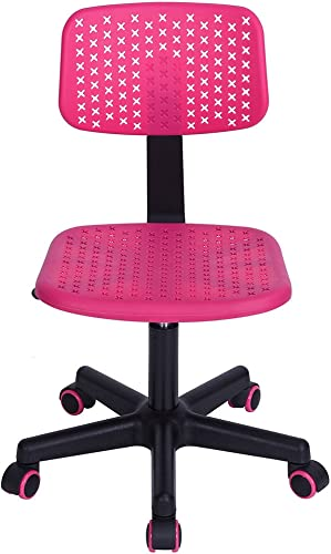 HouseInBox Pink Office Chair