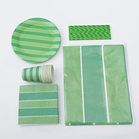 Cuberterías combinadas Mantel de papel desechable mantel de ...