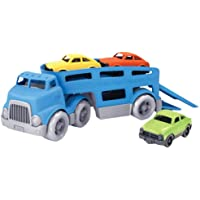 Deals on Green Toys Car Carrier Vehicle Set Toy