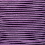 Tactical Cord 425 LB Tensile Strength 3 Strand Core Paracord Spools - 250 Foot and 1000 Foot Size Options (Lilac, 250 Feet)