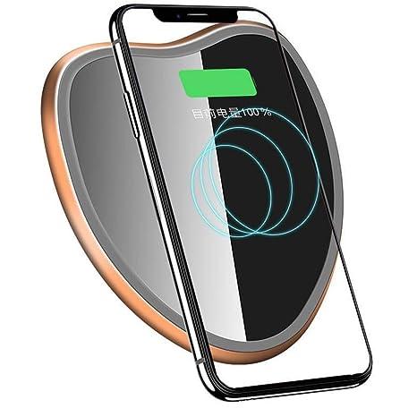 Cargador inalámbrico Qi original para iPhone X XS Carga ...