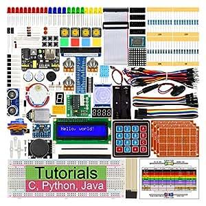Amazon.com: Freenove Ultimate Starter Kit for Raspberry Pi