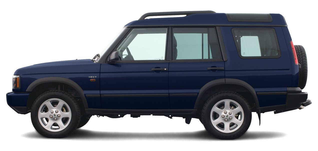 2004 land rover discovery reviews images and specs vehicles. Black Bedroom Furniture Sets. Home Design Ideas