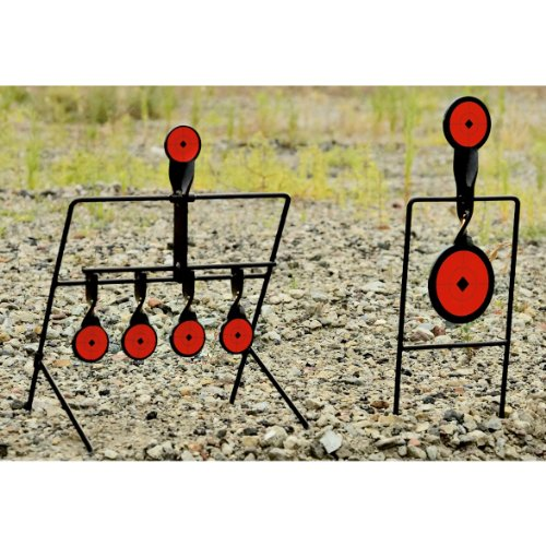 Guide Gear Steel Auto Reset and Spinner Shooting Targets