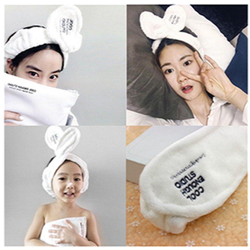 Adorable Cartoon Hair Band Headbands For Washing Face