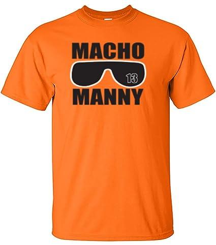 newest 71492 66faf Amazon.com : The Silo ORANGE Manny Machado Baltimore