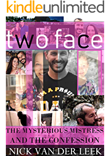 Amazon com: TWO FACE: THE MAN UNDERNEATH CHRISTOPHER WATTS
