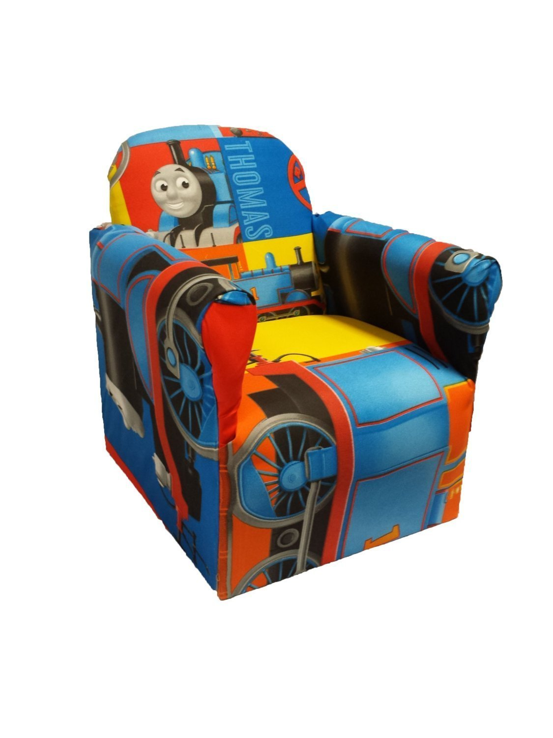 THOMAS THE TANK ENGINE CHILDRENS BRANDED CARTOON CHARACTER ARMCHAIR CHAIR  BEDROOM PLAYROOM KIDS SEAT: Amazon.co.uk: Kitchen U0026 Home