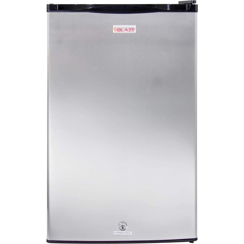 Blaze 20-inch Stainless Steel Refrigerator (BLZ-SSRF130), 4.5 Cu Ft.