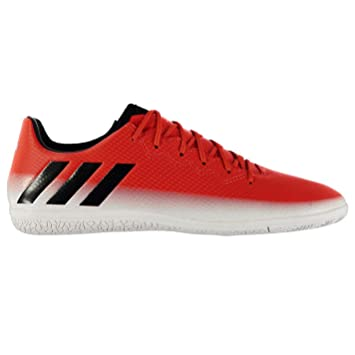 Adida Messi 16.3 Indoor Baskets pour Homme RougeBKWH