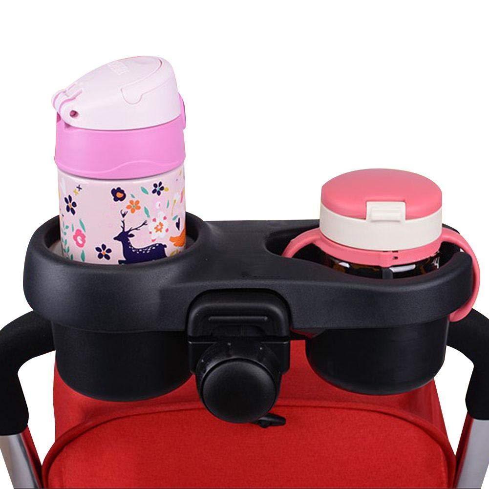 Coaste Stroller Cup Holder, Universal Baby Bottle Storage Box, Drink Beverage Coffee Cup Holder, Baby Bottle Organizer