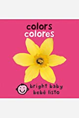Bilingual Bright Baby: Colors (Spanish Edition) Kindle Edition