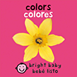Bilingual Bright Baby: Colors (Spanish Edition)