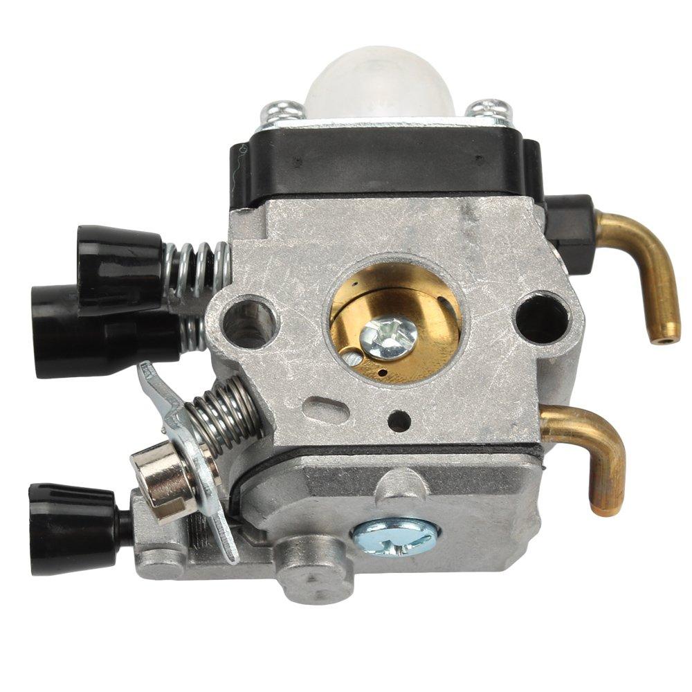 Amazon.com: hilom C1Q-S97 carburador con pera junta para ...