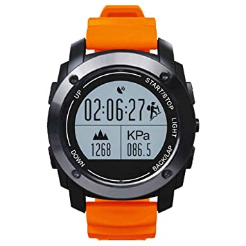 Fitness deporte Smartwatch, GPS deporte pulsera, inteligente ...