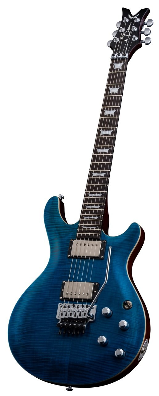 Dean ICONFMFTBLS Guitarra eléctrica de cuerpo sólido: Amazon.es: Instrumentos musicales