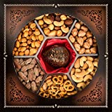 #3: Nuts Gift Basket Great Gift for Valentines Day, Anniversary, I love You, Birthday Gift or Just Because For Him, Her, Men, Women, Mom & Dad by Jaybees Nuts