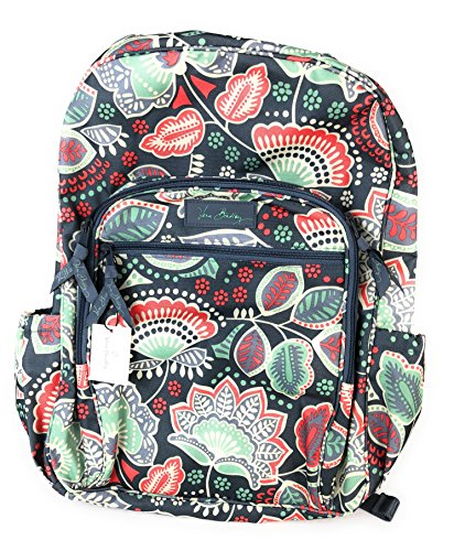 3a075d3c8f8b Vera Bradley Lighten Up Campus Backpack Nomadic Floral - Buy Online in  Oman.