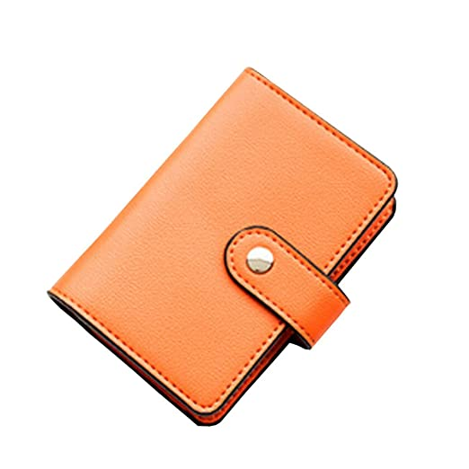 e35e2512dca Image Unavailable. Image not available for. Color  Women s Wallet Purses Leather  Wallet Women Credit Card Holder Ladies Purse ...