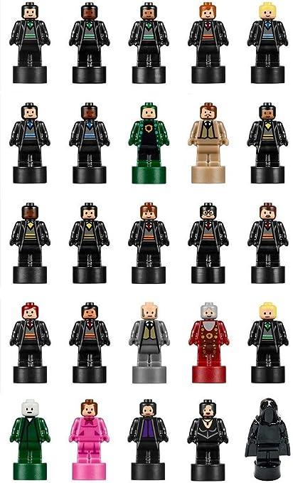 Mini Figur Hogwarts School Voldemort Harry Potter Building Blocks Spielzeug 8pcs