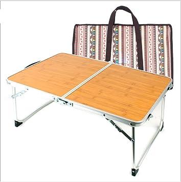 Tavolino Pieghevole Da Barca.Tavolini Da Campeggio Portatili Con Piano D Appoggio In