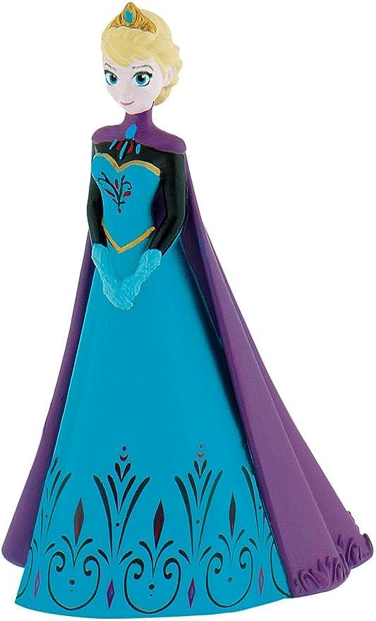 Figura Reina Elsa Frozen Disney: Amazon.es: Juguetes y juegos