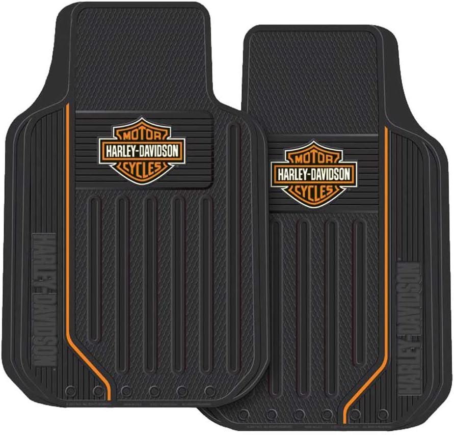 Plasticolor 001384R01 Universal Fit Harley B/&S Factory Floor Mat