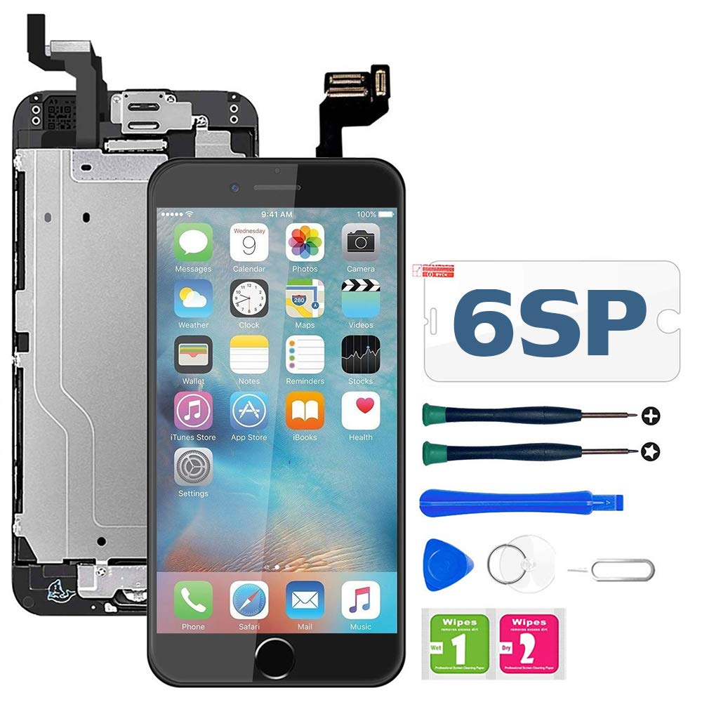 Modulo LCD Negro para IPhone 6s Plus 5.5 Inch -691