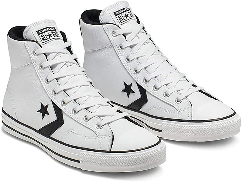 Converse Homme PL 76 OX Formateurs, Gris, 42.5 Chaussures