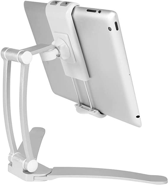 Macally Macio Soporte de Pared 2 en 1 Tablet/Smartphone de hasta ...
