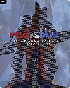 Red vs. Blue: The Chorus Trilogy (Seasons 11-13) Steelbook [Blu-ray]