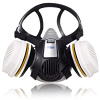 Dräger X-plore 3300 Half MASK + A2 with Particle R D Filter Set   Painter KIT   AS/NZS Certified   Respiratory…