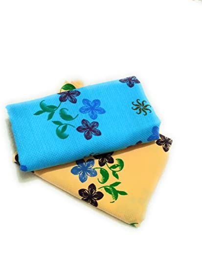 Cotton Colors Cotton Bath Towel(Pack of 2, Large Size,Multicolor)_D197