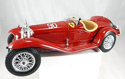 Amazoncom Alfa Romeo C Spider Die Cast Special - Alfa romeo scale models