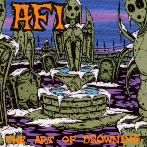 CD : AFI - The Art Of Drowning (CD)