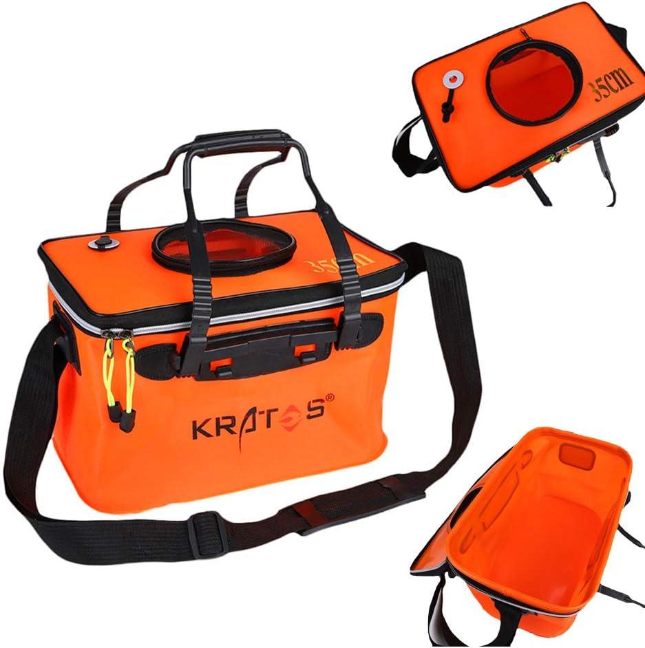 Abode/® Safe-Zone Folding Carp Fishing Unhooking Cradle /& Carry Bag